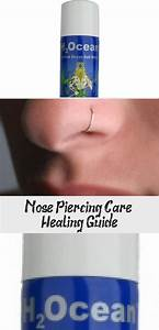 Nose Piercing Care  U0026 Healing Guide  U2013 Piercings  U2013 Nose