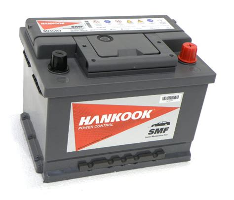 Type 065 Car Battery 12v 54ah 480cca
