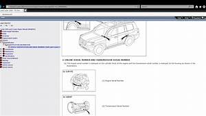 Toyota 2008 Land Cruiser 200 Repair Manual Rm0800u   Wiring Diagram