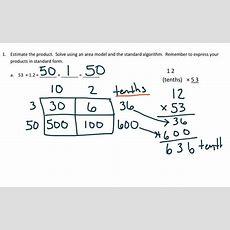 Engageny Grade 5 Module 2 Lesson 10 Youtube
