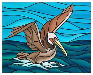 """""""Brown Pelican"""" limited edition giclee print Nautical"""