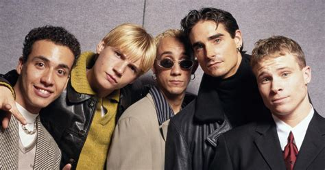 Backstreet Boys Explains Why I Want It That Way Is Utter