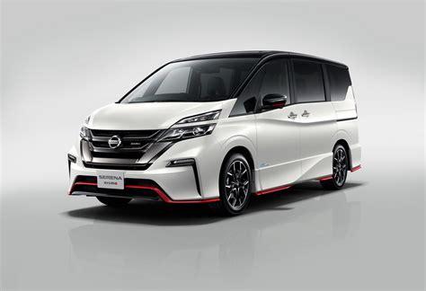 Nissan Serena Nismo Is The Gtr Of Minivans In Japan
