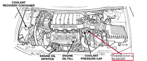 Chrysler Engine Diagram Downloaddescargar