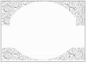 card template blank invitation templates free for word With inviation templates