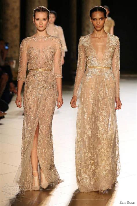 elie saab fallwinter   couture wedding
