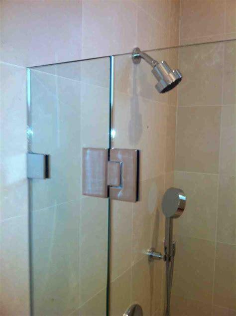 frameless glass shower door hardware decor ideas
