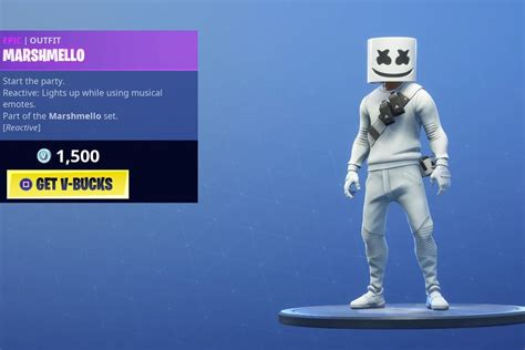 marshmello fortnite concert     show
