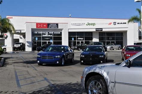 About Our Temecula Chrysler Dodge Ram & Jeep Dealership