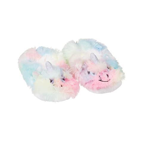 kids unicorn slipper socks multi kids clothing bm