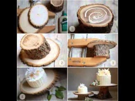 Diy Rustic wedding decorating ideas YouTube