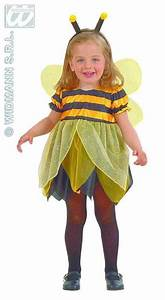 Kostüm Biene Kind : karneval m dchen kost m mini biene ~ Frokenaadalensverden.com Haus und Dekorationen