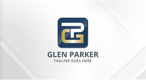 glen parker letters gppg logo logos graphics