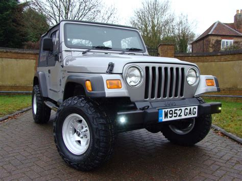 jeep wrangler automatic used 2000 jeep wrangler 4 0 sport automatic for sale in