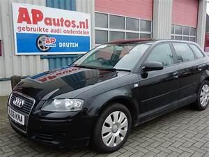 Audi A3 Sportback  8pa  Ps  1 9 Tdi  Sloop  Bouwjaar 2006