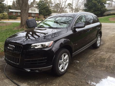 Audi Q7 For Sale by New 2014 2015 Audi Q7 For Sale Cargurus
