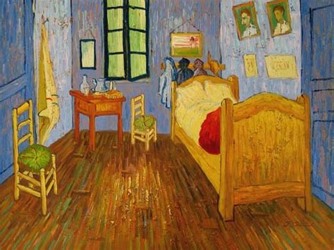 gogh bedroom painting news gogh restoration the mona smile