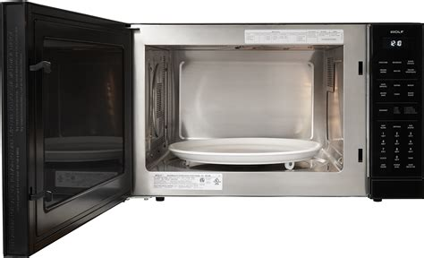 Einbauherd Mit Mikrowelle by Wolf 24 Quot Convection Microwave Oven Mc24