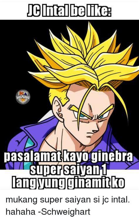Saiyan Meme 25 Best Memes About Saiyan Saiyan Memes