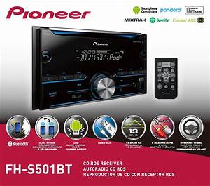 Wiring Diagram For Pioneer Fh S51bt
