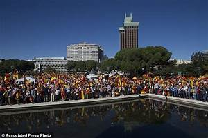 The Latest: Spain minister warns of Catalan business ...