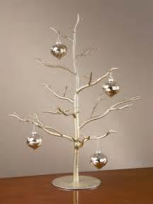 christmas tree with silver ornaments antique silver ornament tree 26 quot h jewelry display stand modern jewelry organi traditional