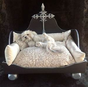 hundebett designs was finden hunde gemutlich With small girl dog beds