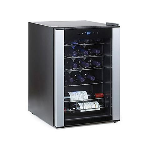 Wine Enthusiast® 20 Bottle Evolution Beverage Center   www