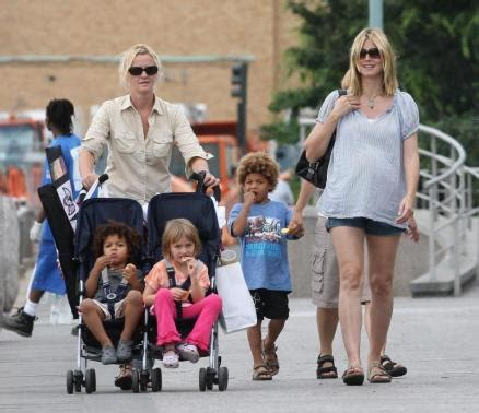 How come such a beautiful relationship ended? Best Pictures  Artwork: heidi klum and seal children
