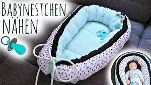 Baby Nestchen Rosa : nestchen f r babys n hen babynestchen selber machen ~ Watch28wear.com Haus und Dekorationen