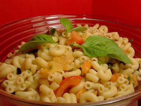 Recette Tuiles Salées by Salade De Pates Au Basilic Et Parmesan