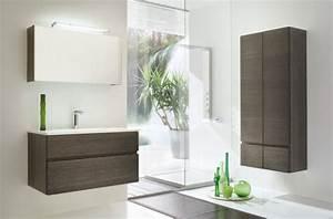 armoire salle de bain idees pour amenagement de bon gout With salle de bain design avec filet de pêche décoratif