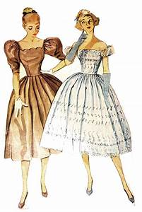 Simplicity 3855 party dress or bridesmaid dress vintage ...