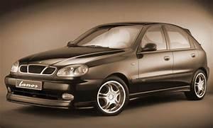 Daewoo Lanos 1997