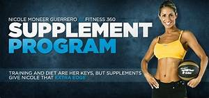 Fitness 360: Nicole Moneer Guerrero - Supplementation