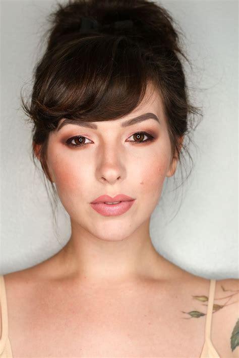 Best 20 Peach Eyeshadow Ideas On Pinterest Peach Makeup