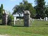 Union Cemetery Headstones, LaGrange Township, Cass County ...