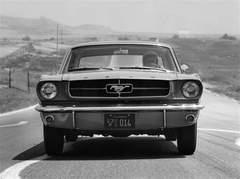 Classic Ford Mustang Wallpaper Wallpapersafari