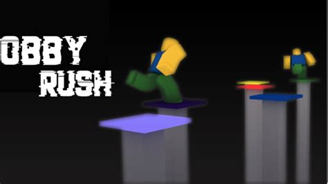 roblox obby rush  roblox songs codes