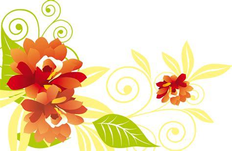 Desenho De Flores Em Png Com Fundo Transparente