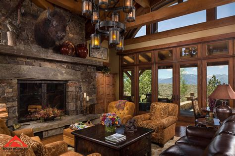 Rocky Mountain Log Homes -timber Frame Love!