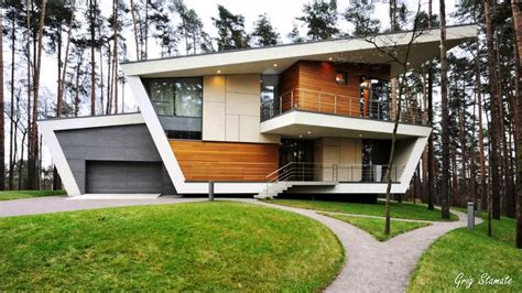 custom modern home plans unique and modern house designs