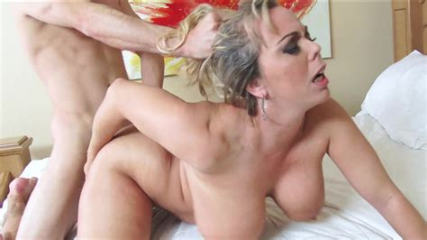 Pawg Amber Lynn Bach Blows And Is Rough Fucked By Her Son In