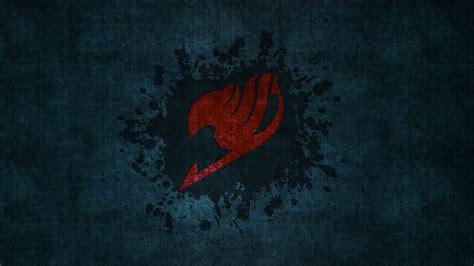 desktop wallpaper fairy tail anime dark logo hd image