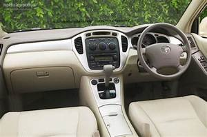 Interior Photos Of A 2002 Toyota Highlander