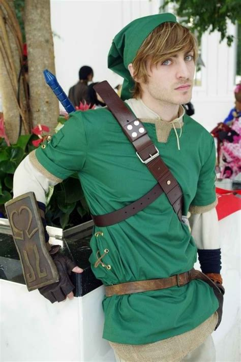 Link Cosplay Probably The Hottest Yet Cosplay