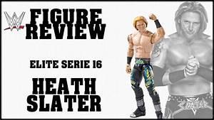Wwe News Deutsch : wwe mattel heath slater elite series 16 deutsch figure review youtube ~ Buech-reservation.com Haus und Dekorationen
