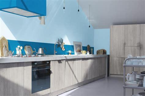 m cuisine une déferlante de bleu dans la déco maison créative