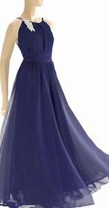 plus size maxi navy blue chiffon bridesmaid evening With navy blue wedding dress plus size