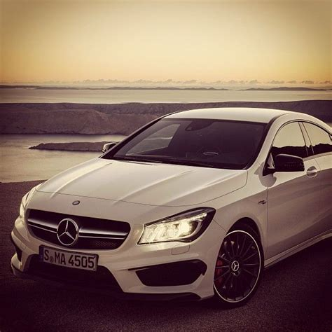 Mercedes Benz Cla45 Amg. Car Of The Day